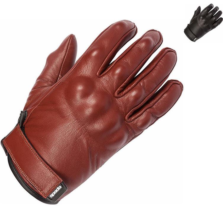 Spada Wyatt CE Ladies Leather Motorcycle Gloves
