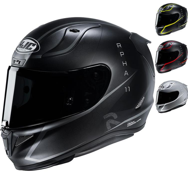 HJC RPHA 11 Jarban Motorcycle Helmet