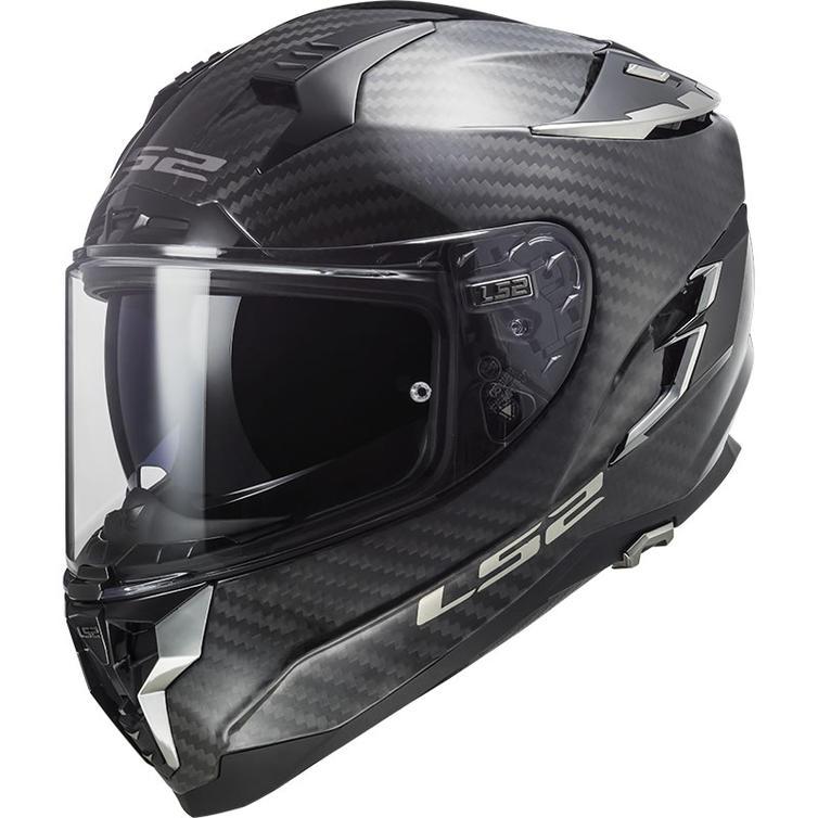 LS2 FF327 Challenger C Solid Motorcycle Helmet