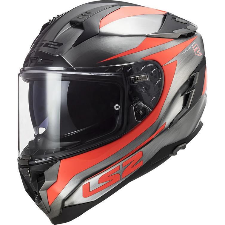 LS2 FF327 Challenger Cannon Motorcycle Helmet