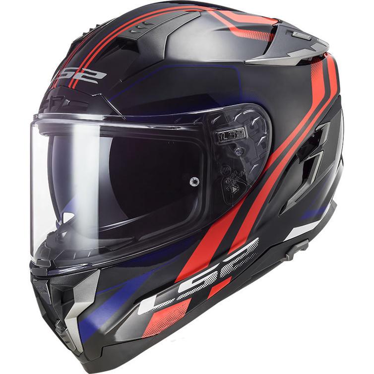 LS2 FF327 Challenger Propeller Motorcycle Helmet