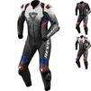 Rev It Quantum 2 One Piece Leather Motorcycle Suit Thumbnail 1