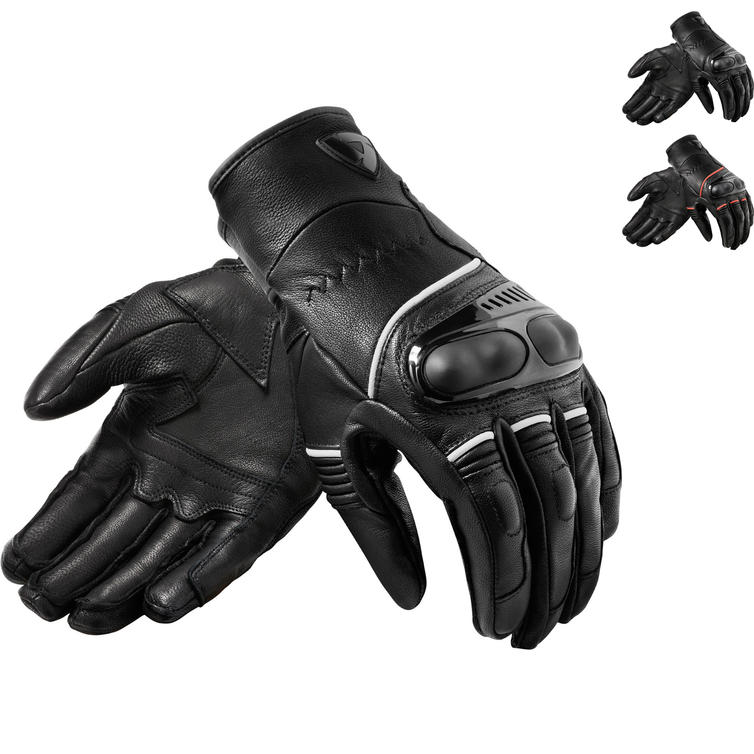 Rev It Hyperion H2O Leather Motorcycle Gloves