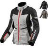 Rev It Sand 4 H2O Ladies Motorcycle Jacket Thumbnail 2