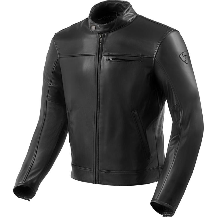 Rev It Roamer 2 Leather Motorcycle Jacket