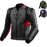 Rev It Quantum 2 Leather Motorcycle Jacket