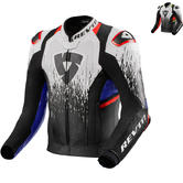 Rev It Quantum 2 Pro Air Leather Motorcycle Jacket