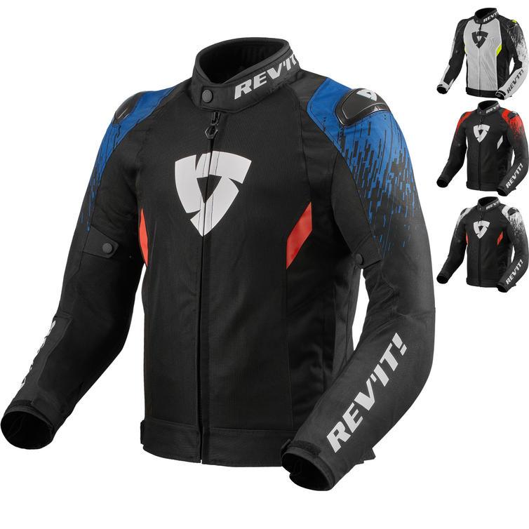 Rev It Quantum 2 Air Motorcycle Jacket