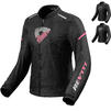 Rev It Sprint H2O Ladies Motorcycle Jacket Thumbnail 2
