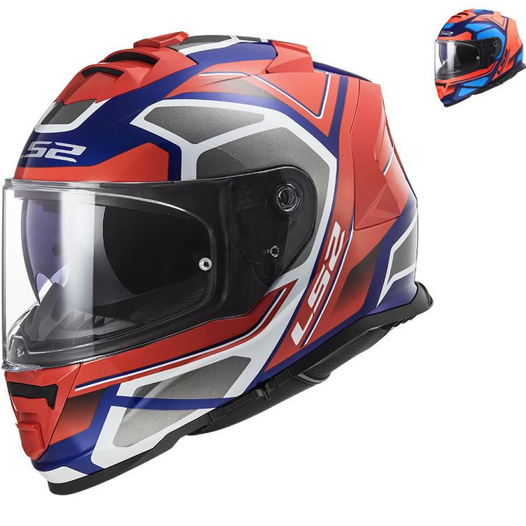 LS2 FF800 Storm Faster Motorcycle Helmet