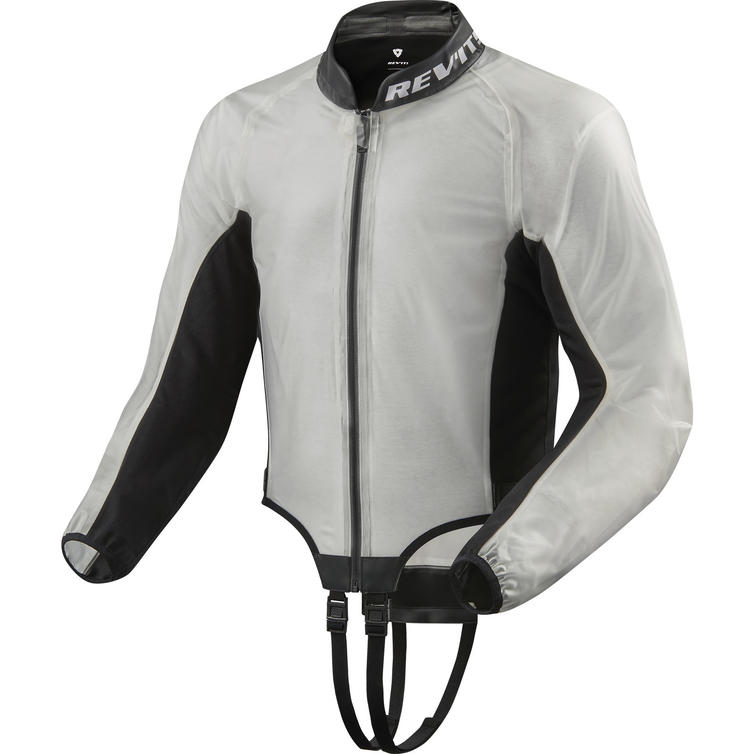 Rev It Trackmaster H2O Rain Motorcycle Over Jacket