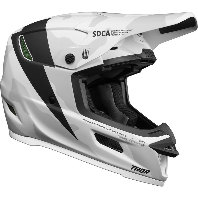 Thor Reflex Cast Motocross Helmet