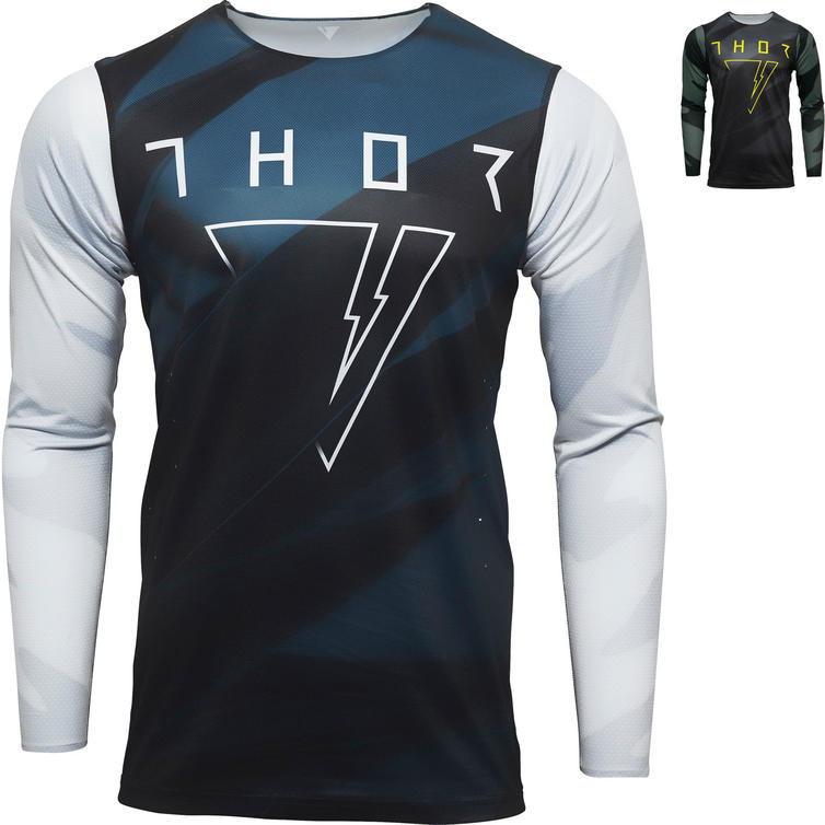 Thor Prime Pro Cast Motocross Jersey