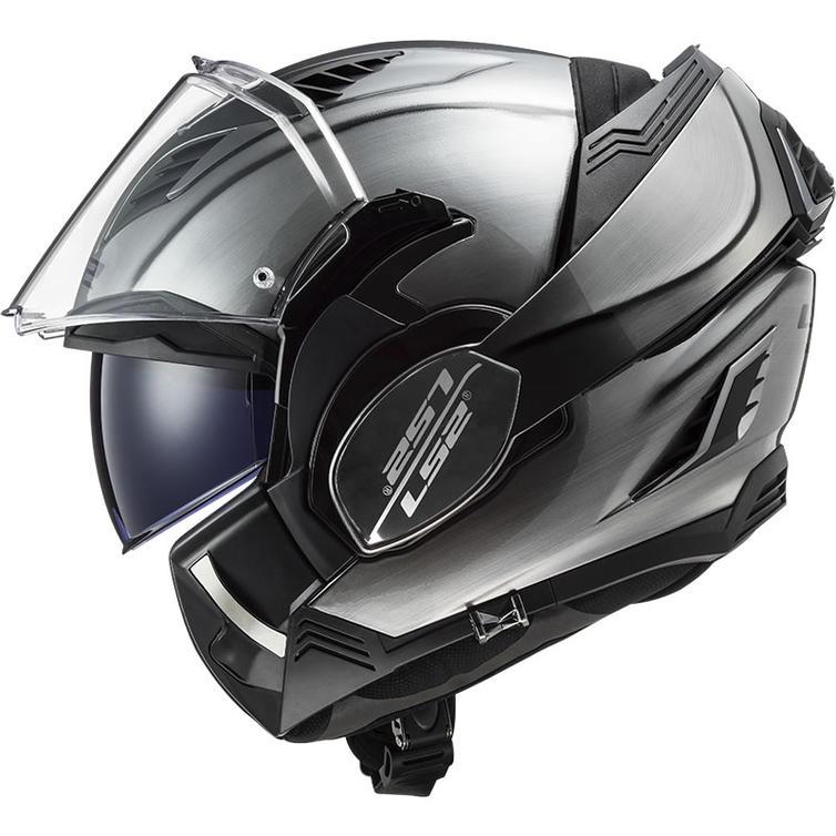 LS2 FF900 Valiant 2 Jean Flip Front Motorcycle Helmet