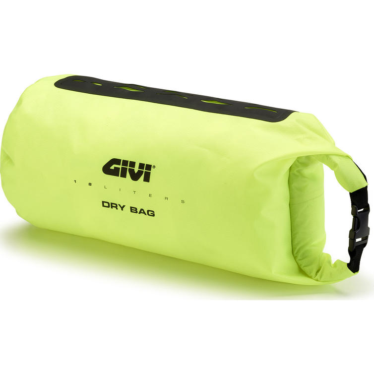 Givi Additional Cargo Bag Dry Bag 18L Yellow (T520)