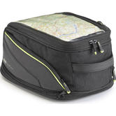 Givi Easy-T Range Expandable Tanklock Tank Bag 26L Black (EA131)