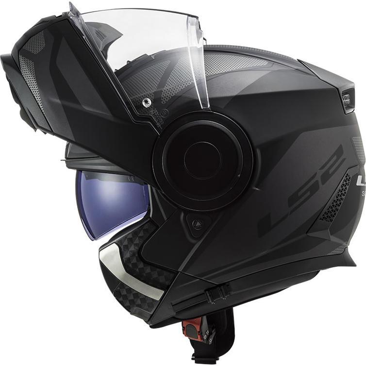 LS2 FF902 Scope Axis Flip Front Motorcycle Helmet