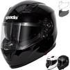 Spada SP17 Motorcycle Helmet & Visor Thumbnail 2