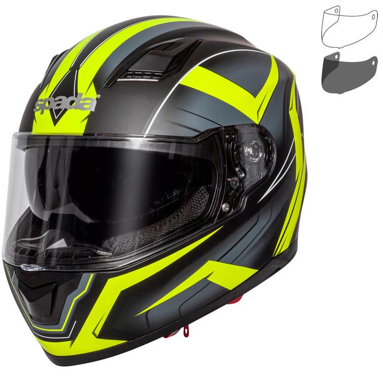 Spada SP17 Ruler Motorcycle Helmet & Visor