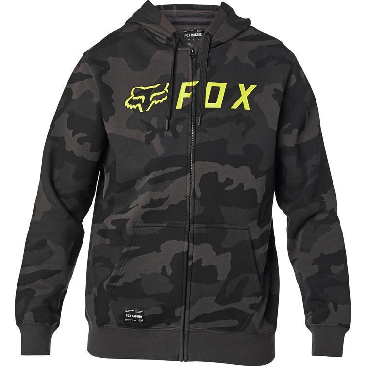 Fox Racing Apex Camo Zip Fleece Hoodie