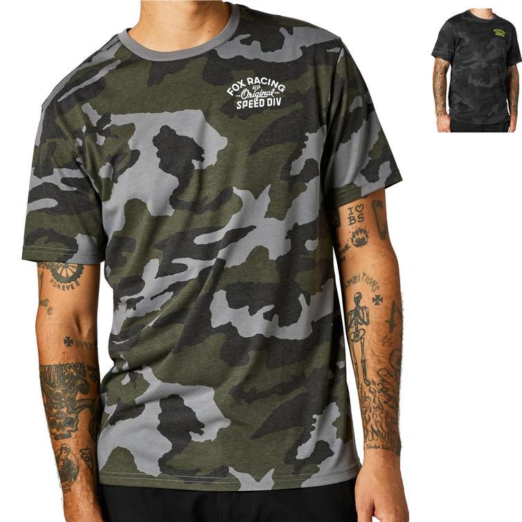 Fox Racing OG Camo Short Sleeve Tech T-Shirt