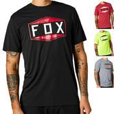 Fox Racing Emblem Short Sleeve Tech T-Shirt