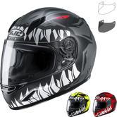 HJC CL-Y Zuky Youth Motorcycle Helmet & Visor