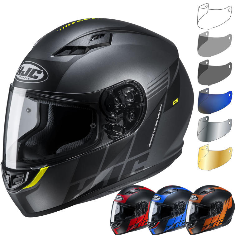 HJC CS-15 Mylo Motorcycle Helmet & Visor