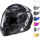 HJC CS-15 Martial Motorcycle Helmet & Visor