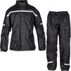 Spada Aqua Quilt Motorcycle Jacket & Trousers Black Kit Thumbnail 1