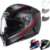 HJC RPHA 70 Kroon Motorcycle Helmet & Visor