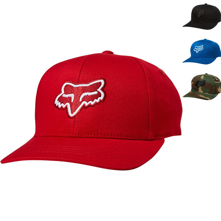 Fox Racing Youth Legacy Flexfit Motorcycle Baseball Cap