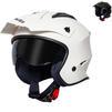 Spada Rock Open Face Motorcycle Helmet Thumbnail 2