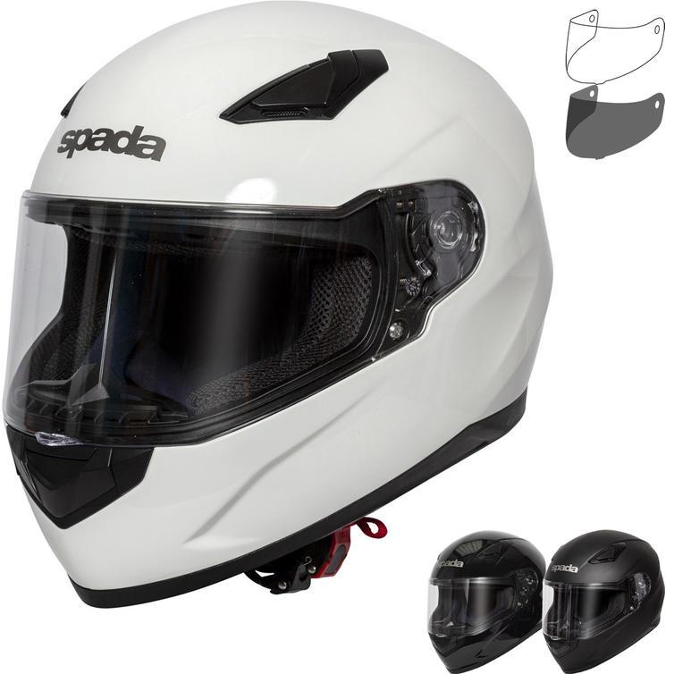 Spada Raiden Motorcycle Helmet & Visor