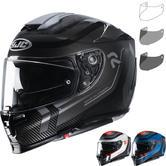 HJC RPHA 70 Carbon Reple Motorcycle Helmet & Visor