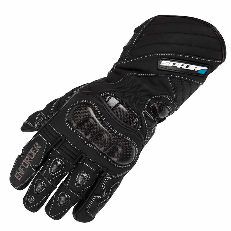 Spada Enforcer CE WP Leather Motorcycle Gloves