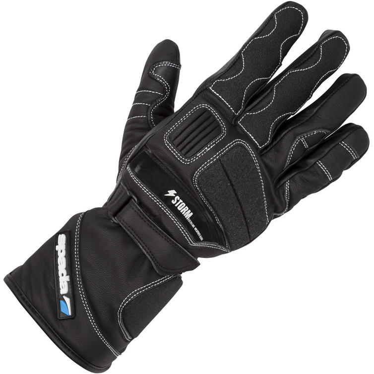 Spada Storm CE WP Leather Motorcycle Gloves