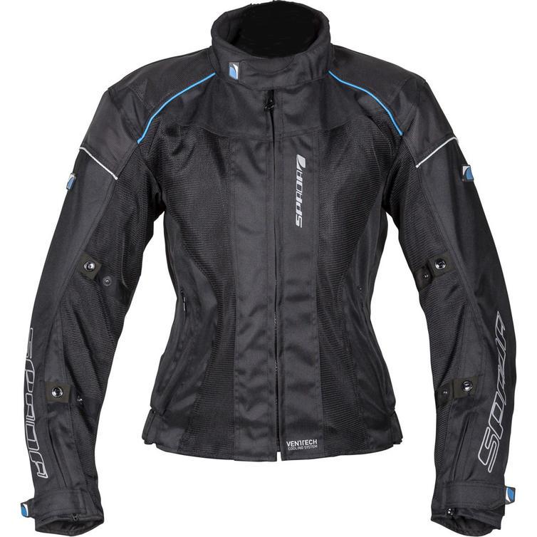 Spada Air Pro Seasons CE Ladies Motorcycle Jacket