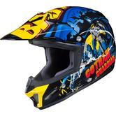 HJC CL-XY II Batman Youth Motocross Helmet