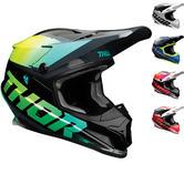 Thor Sector Fader Motocross Helmet