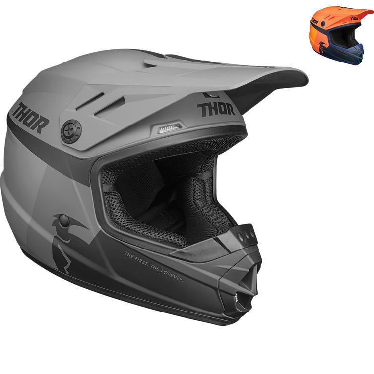 Thor Sector Racer Youth Motocross Helmet