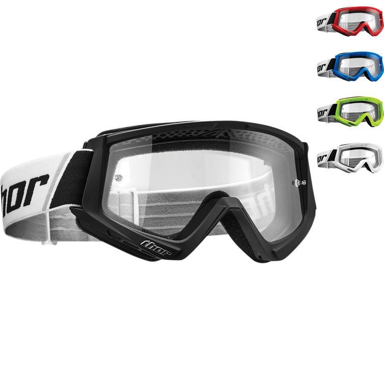 Thor Combat Motocross Goggles