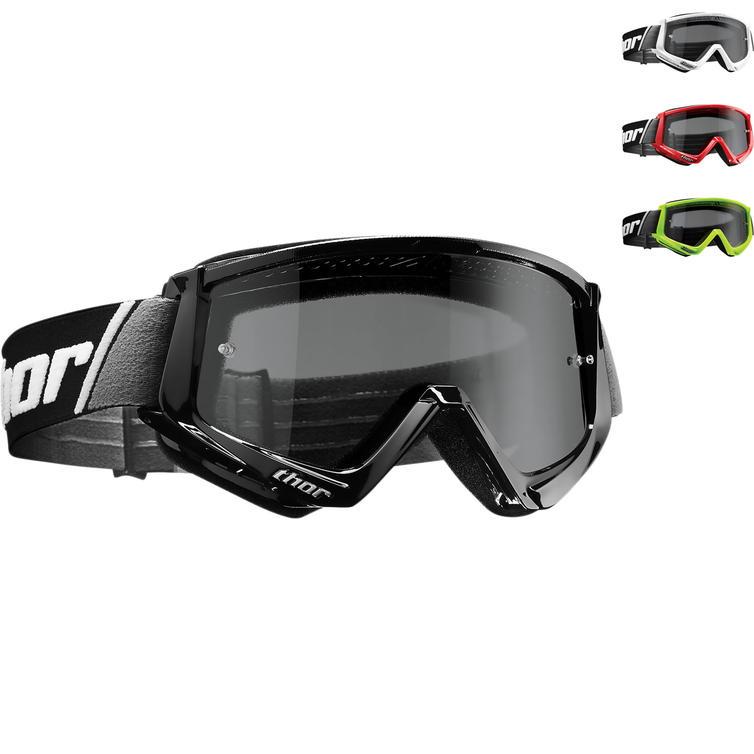 Thor Combat Sand Motocross Goggles
