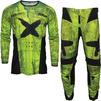 Thor Pulse HZRD Motocross Jersey & Pants Acid Black Kit Thumbnail 2