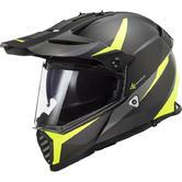 LS2 MX436 Pioneer Evo Router Dual Sport Motorcycle Helmet