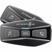 Interphone U-COM 4 Bluetooth Intercom System Twin Pack (FOR 2 HELMETS)