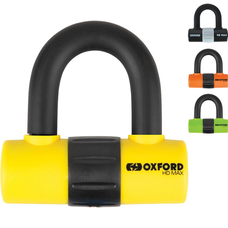 Oxford HD MAX Disc Lock (14mm Shackle)