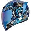 Icon Airflite 4Horsemen Motorcycle Helmet & Visor Thumbnail 5