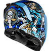 Icon Airflite 4Horsemen Motorcycle Helmet & Visor Thumbnail 6