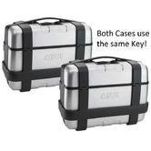 Givi Trekker Monokey Case 33L (Pair) (TRK33PACK2)